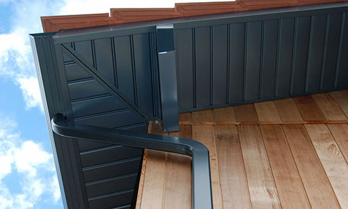 couverture neuve chemin e dalles bandeaux dessous de. Black Bedroom Furniture Sets. Home Design Ideas